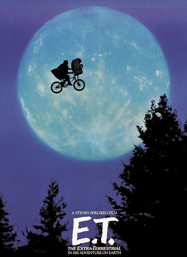 E.T.The Extra-Terrestrial (1982)
