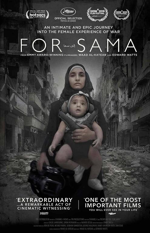 For Sama (S)