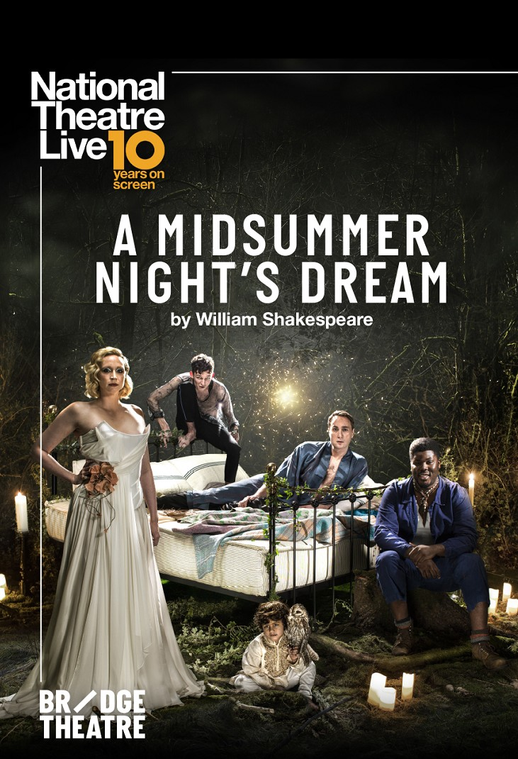 NT: A Midsummer Night's Dream - Encore