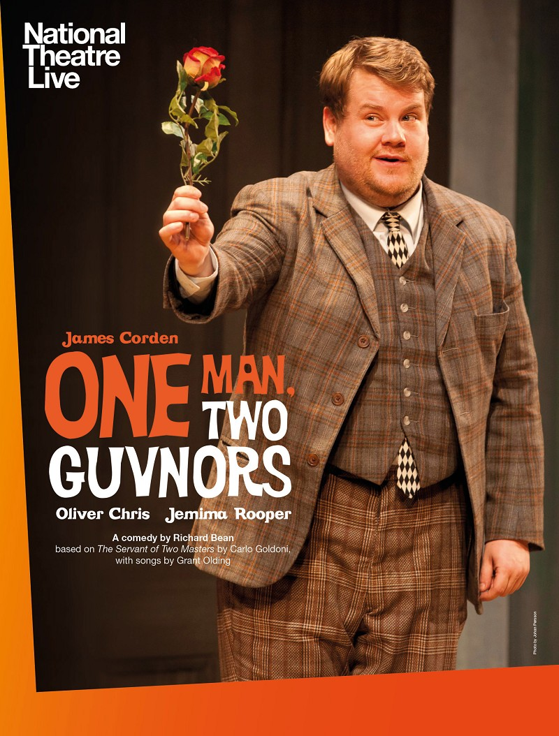 NT: One Man Two Guvnors - Encore