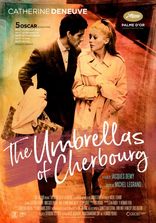 Umbrellas of Cherbourg (1964) (S) (+intro)