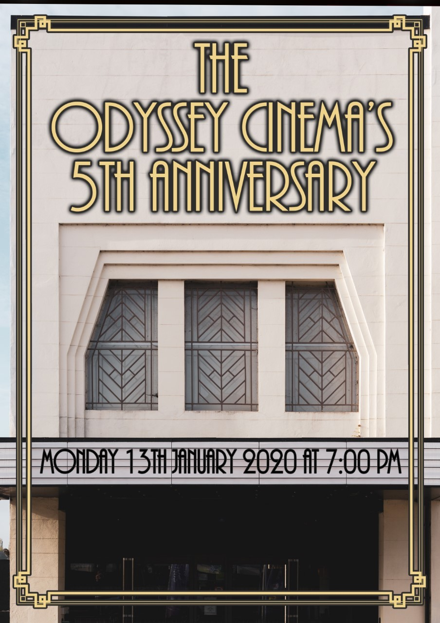 5th Anniversary Surprise Film!