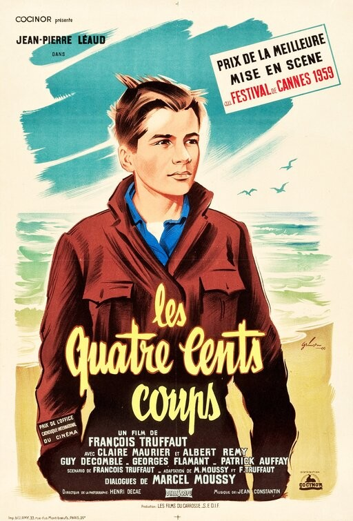 The 400 Blows (1959) (S) (+intro)