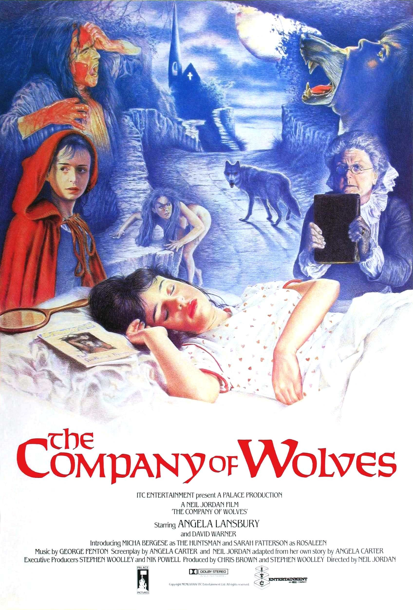 Special Event: Book Launch + The Company of Wolves (1984)