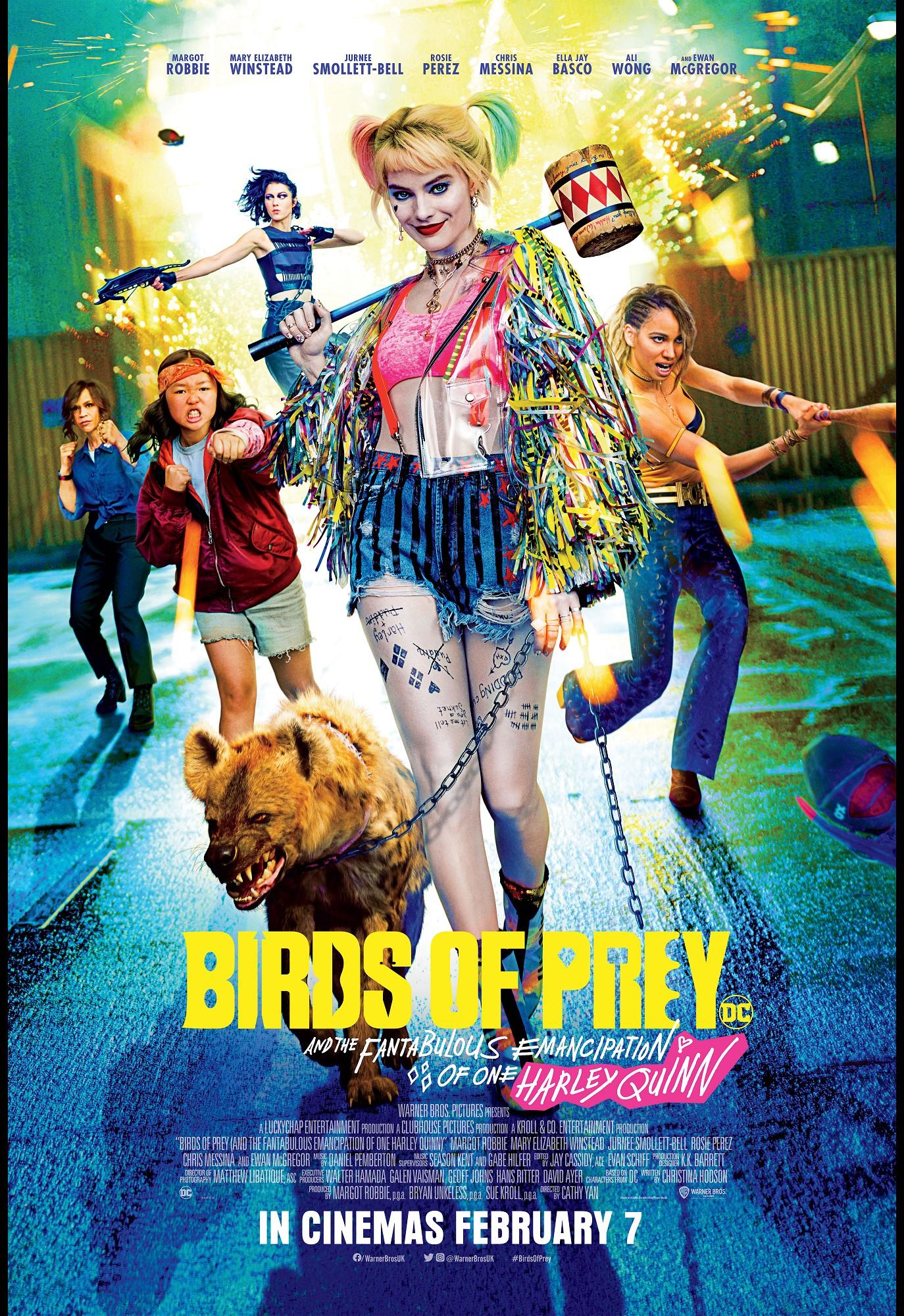 Birds of Prey... Harley Quinn