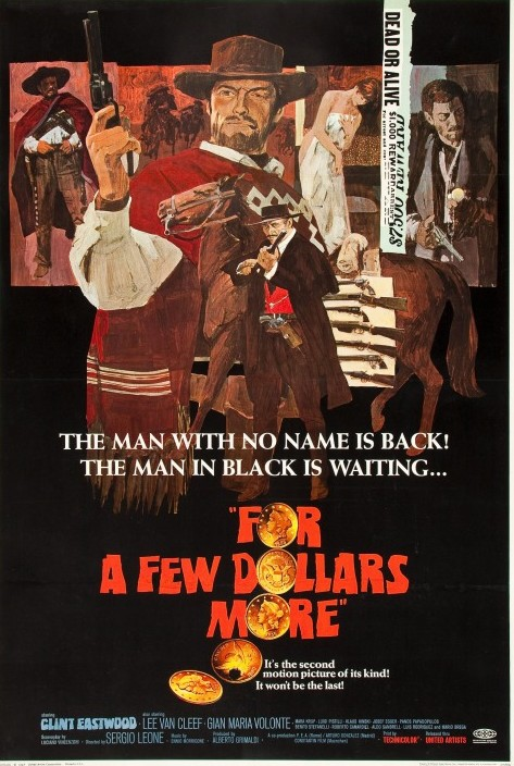 For a Few Dollars More (1965) (i)