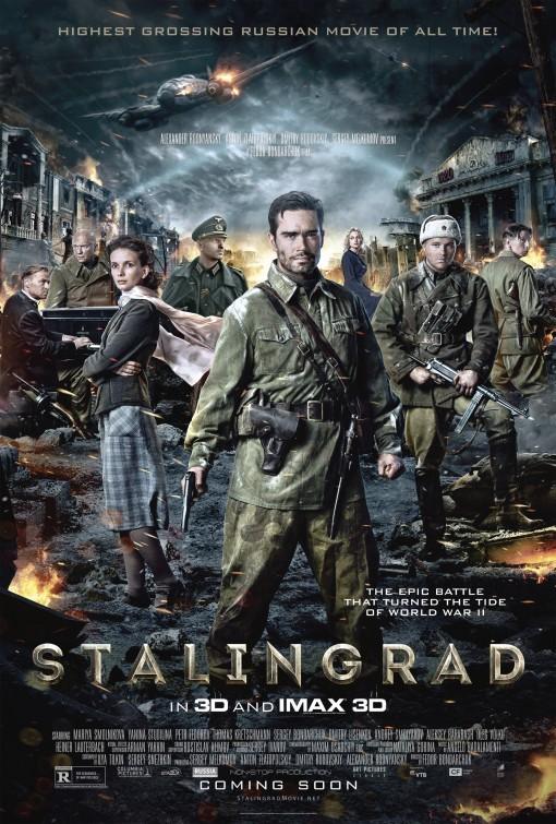 EVENT: Stalingrad (S) (+i) + Q&A