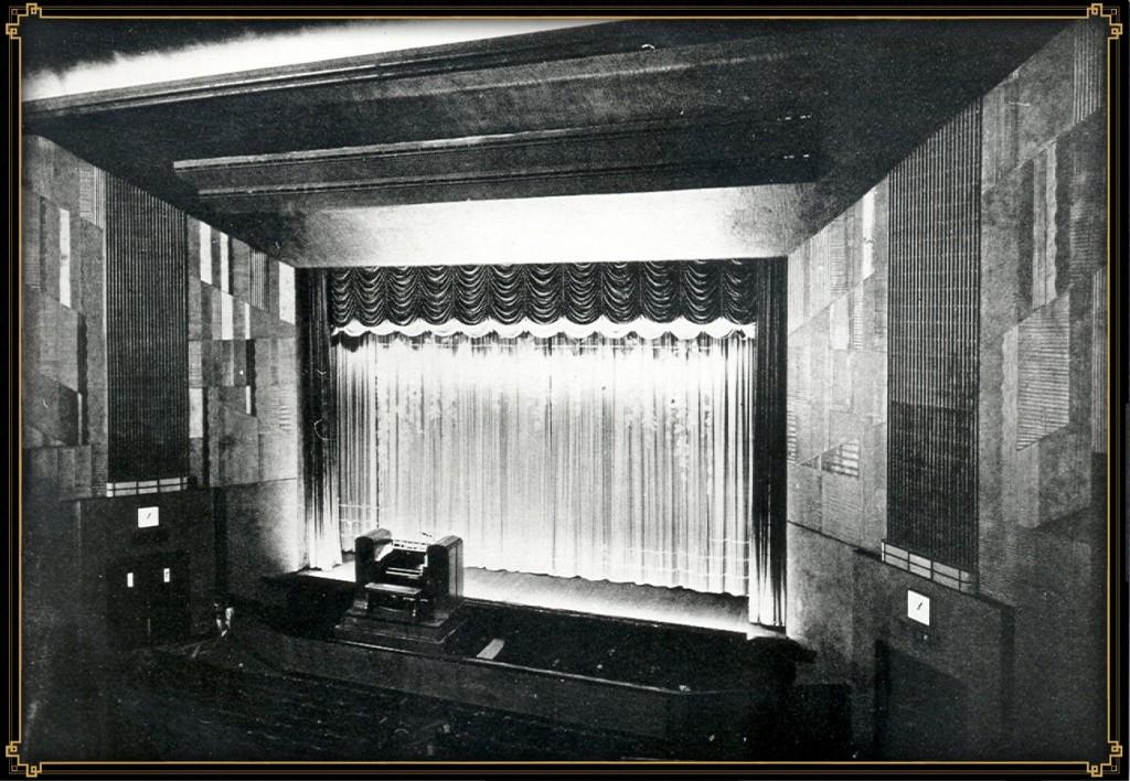 Capitol interior 1932