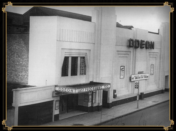 Odeon St Albans, 1949