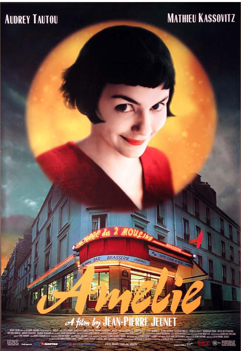 Amélie (2001) (S)