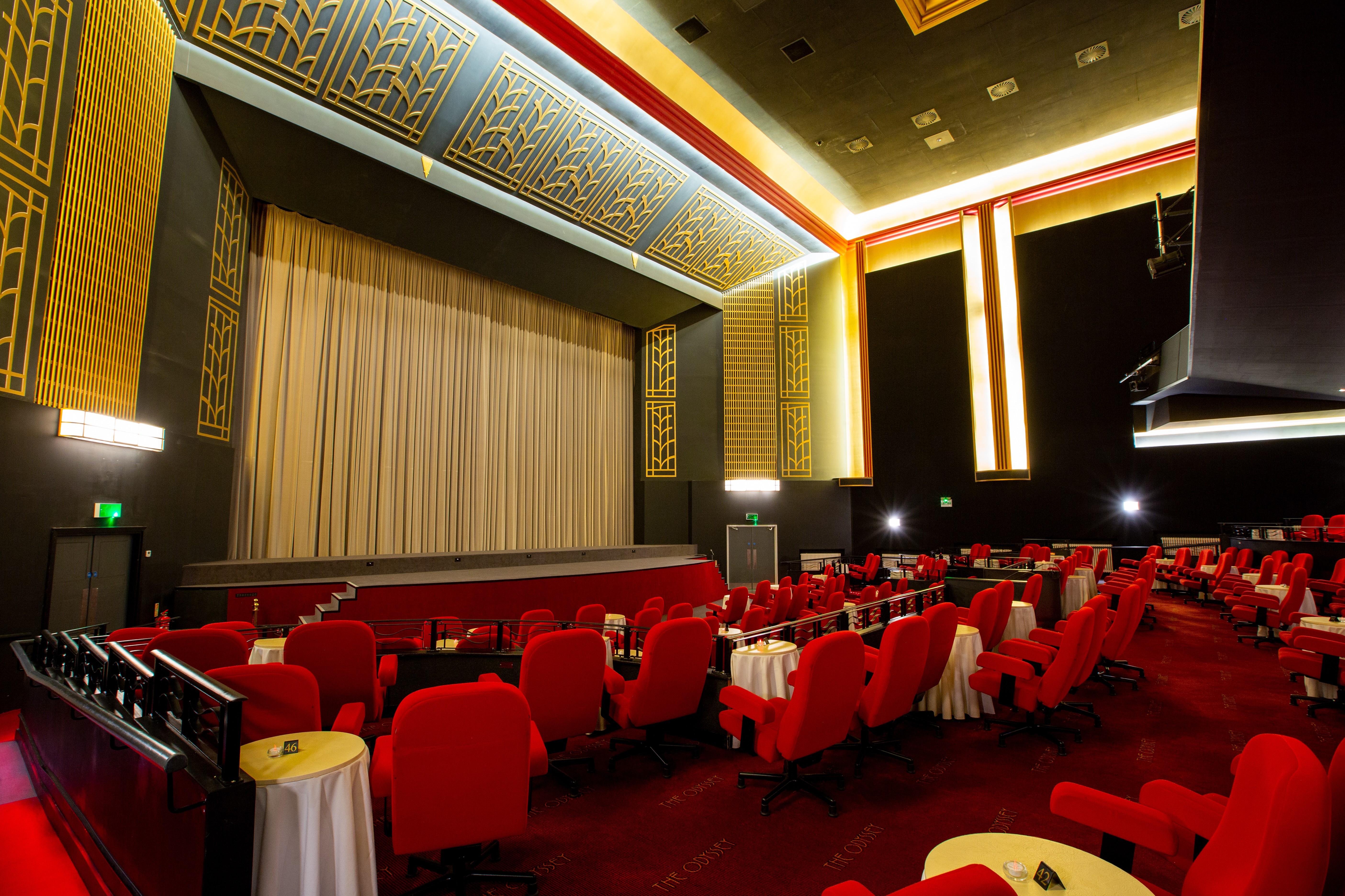 Auditorium Downstairs