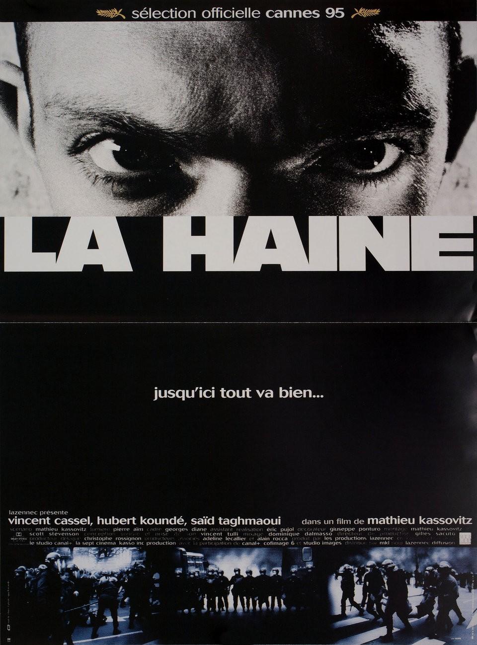 La Haine (1995) (S)