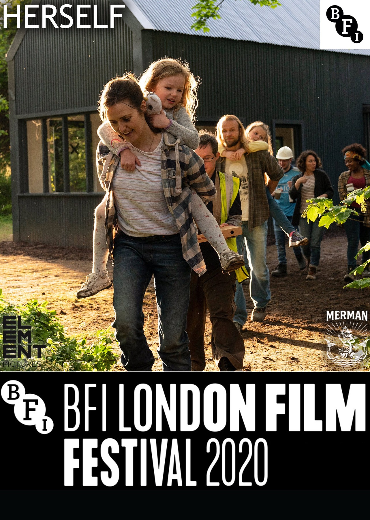 BFI London Film Festival 2020: Herself