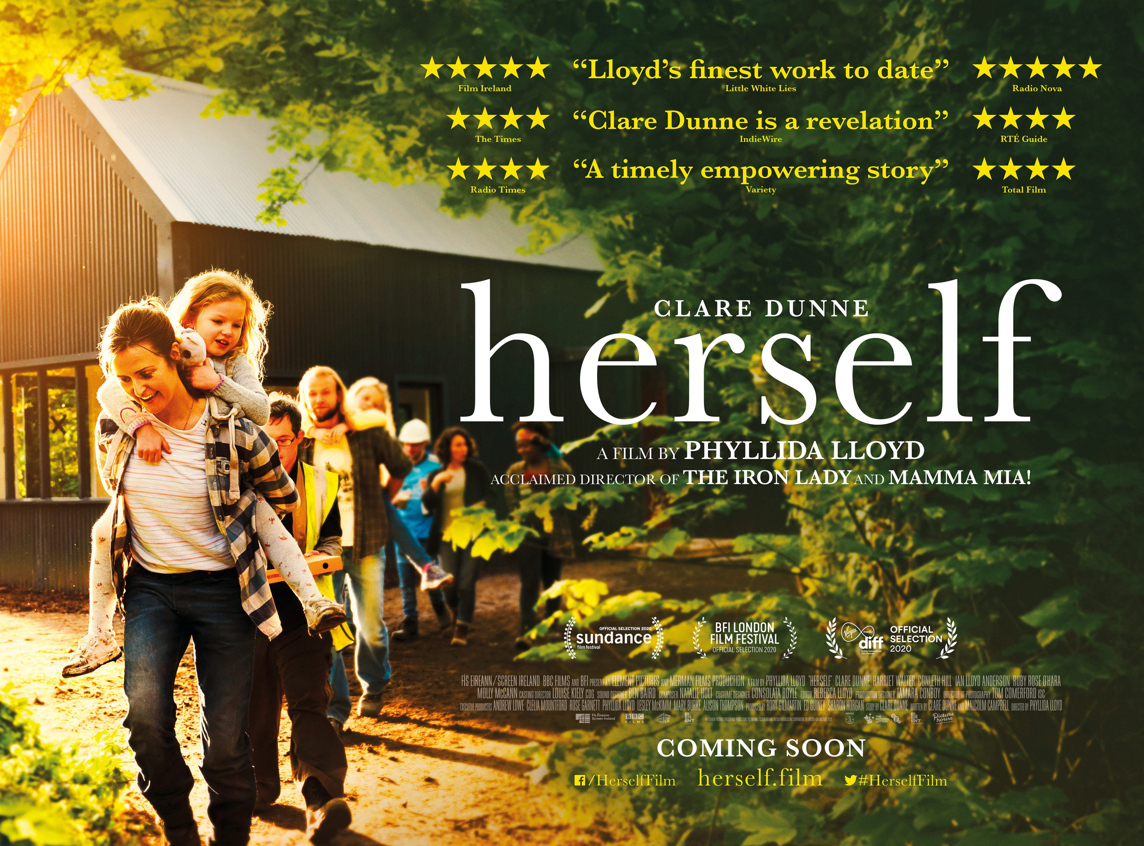 BFI London Film Festival 2020: Herself