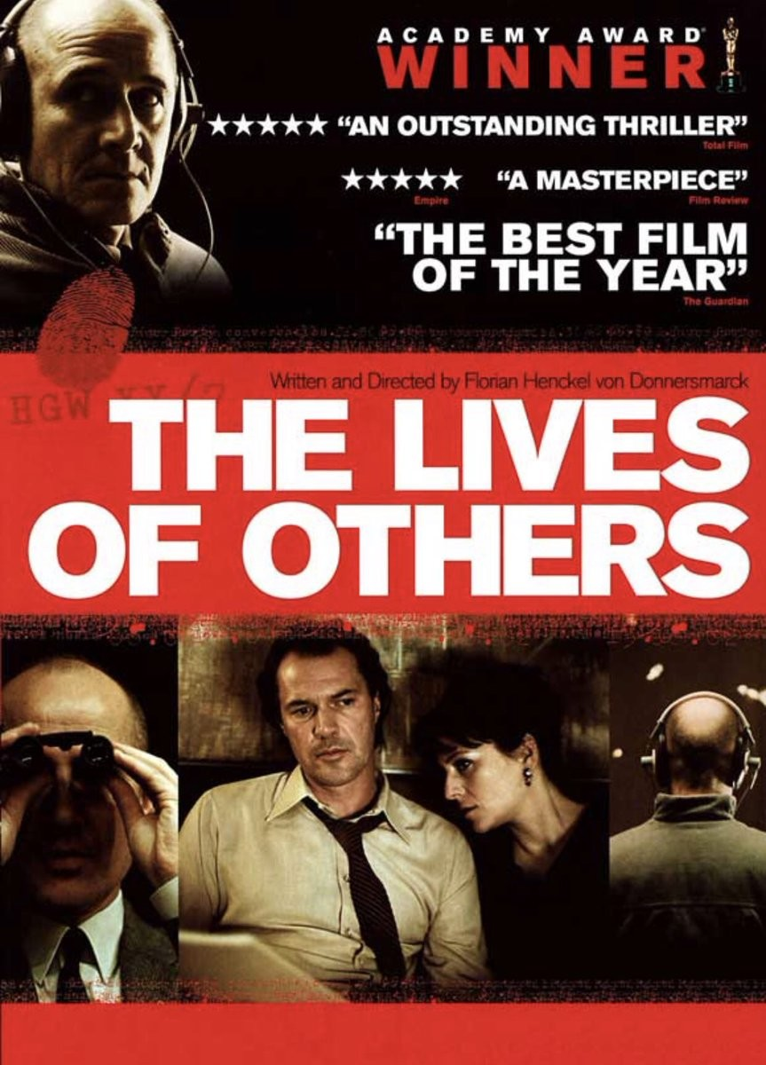 The Lives of Others  (S) (+intro)
