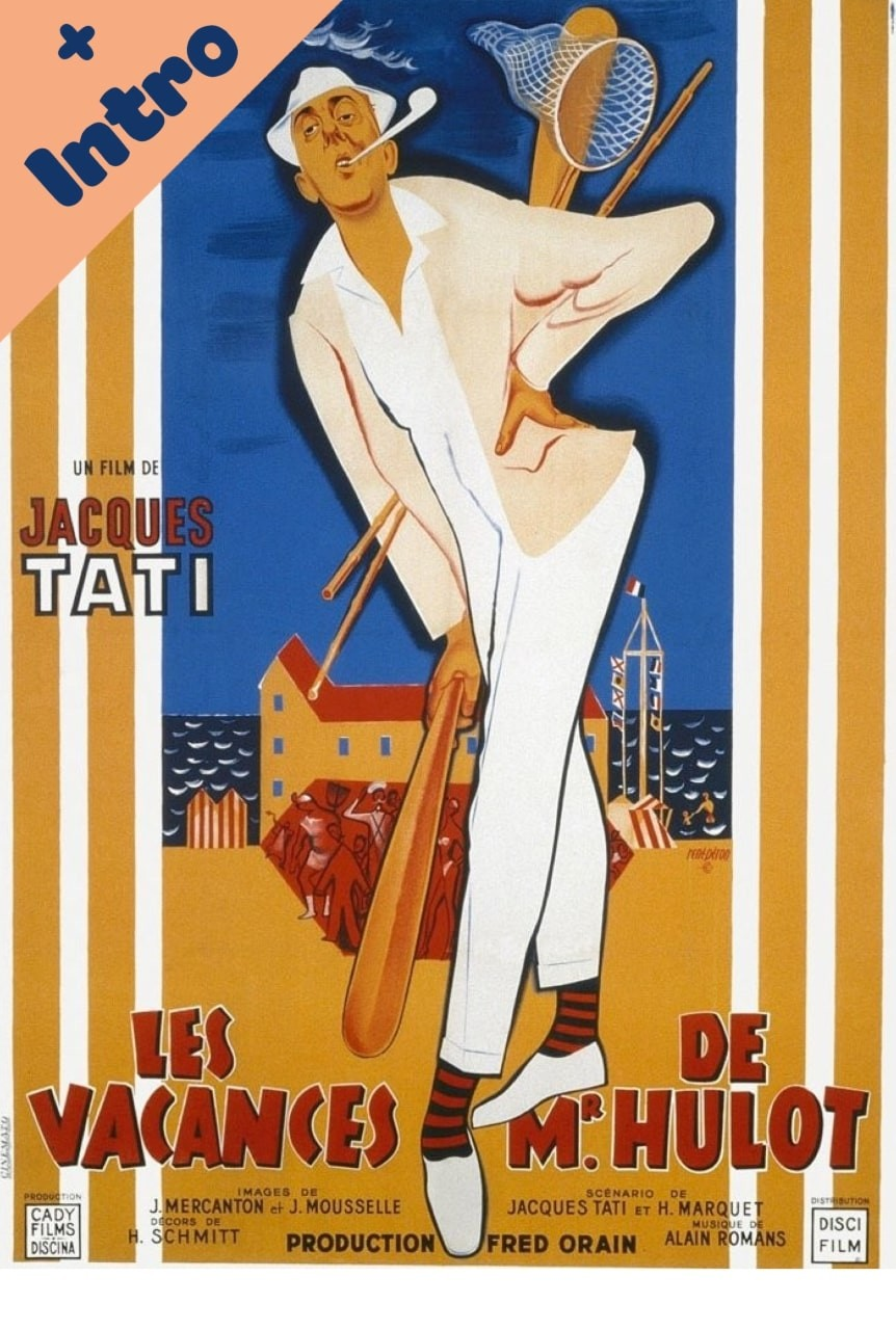 Monsieur Hulot's Holiday (S) (+ intro)
