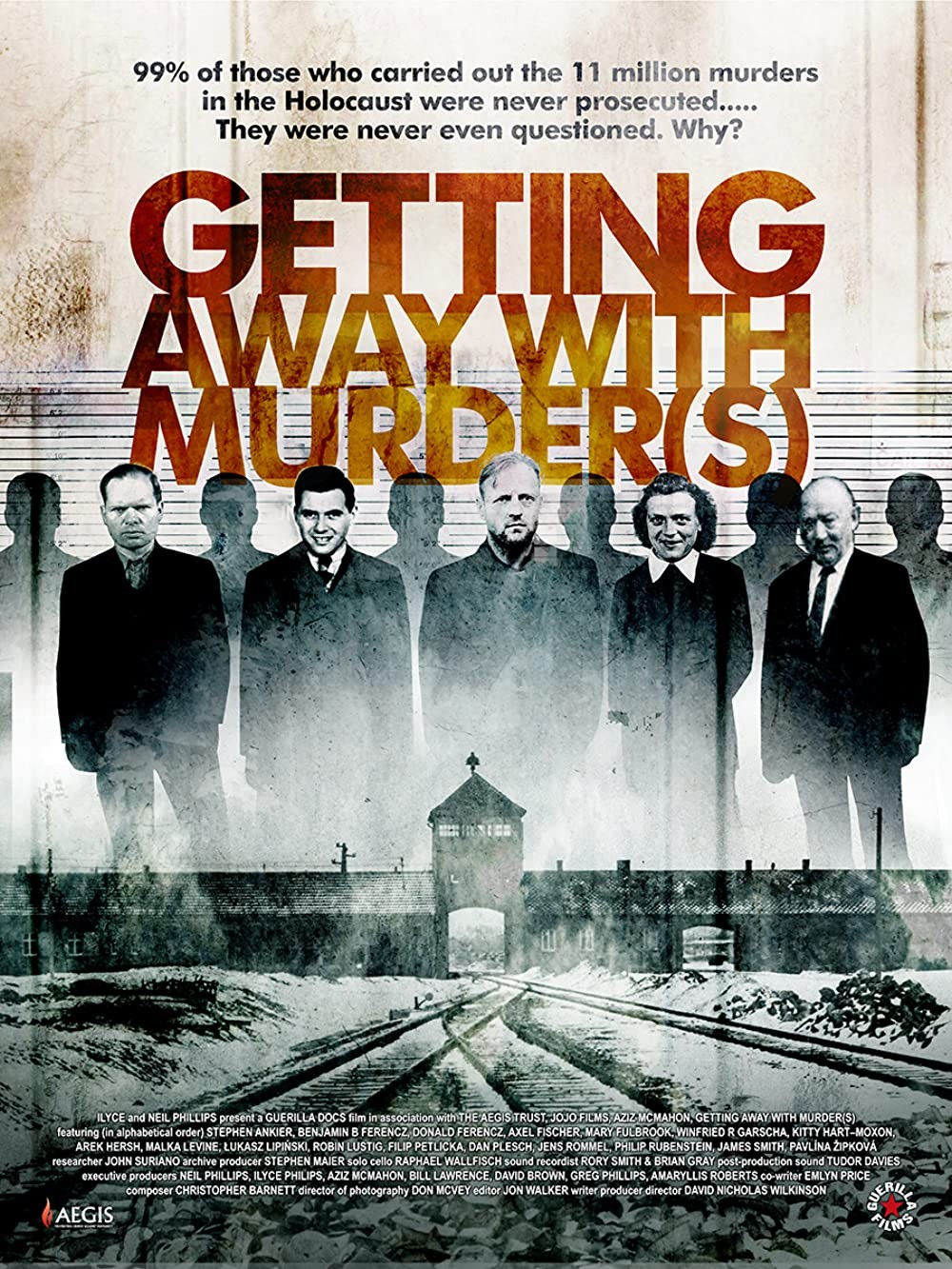 Getting Away With Murder(s) + Q&A