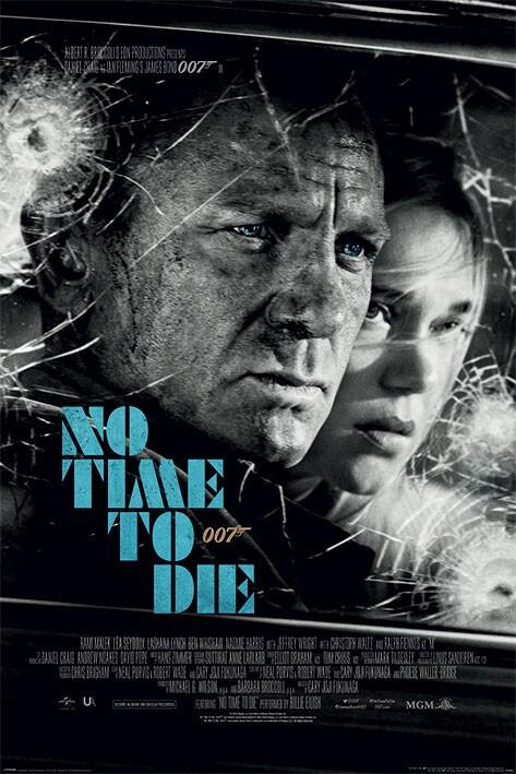 No Time To Die: Bond 25