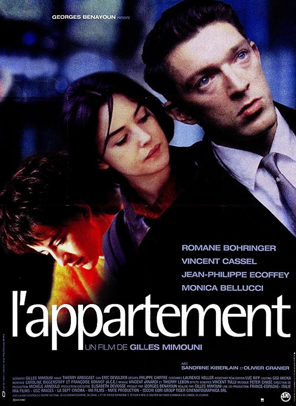 L'appartement (The Apartment) (S) (1996) (+intro)