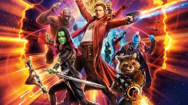 Guardians of the Galaxy 2 (HOH)