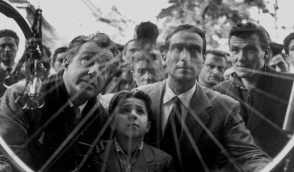 Bicycle Thieves (1948) (Subtitled)
