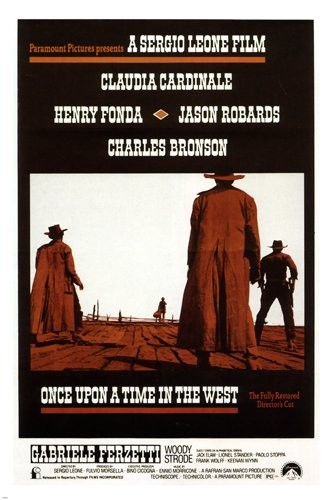 Once Upon A Time In The West (1968) + intro