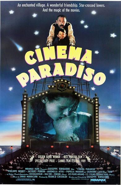 Cinema Paradiso (1988) (Subtitled)