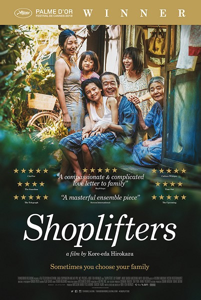 Shoplifters (Subtitled)