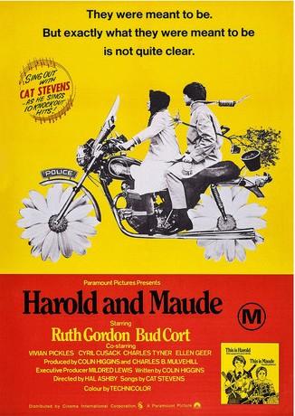 Harold & Maude (1971) +intro