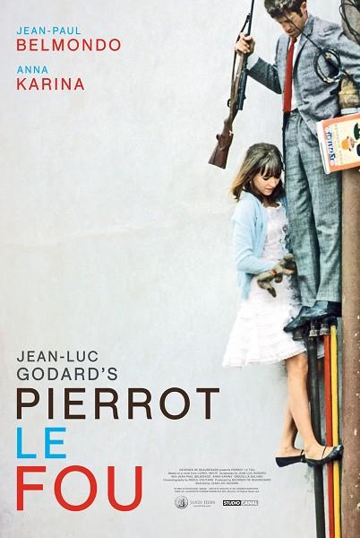 Pierrot Le Fou (1966)(S)(+intro)