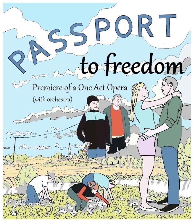 Passport to Freedom (Opera)