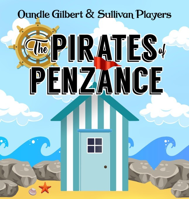 Oundle Gilbert & Sullivan, Pirates of Penzance