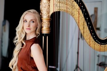Young Artists' Programme Lunchtime Recital, Elizabeth Bass, harp
