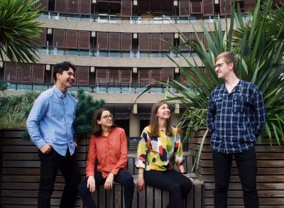 Young Artists' Programme Lunchtime Recital, Kenley Quartet