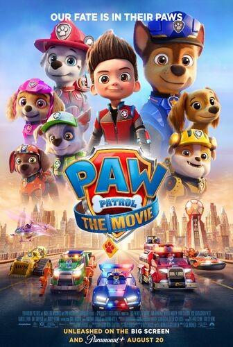Paw Patrol:The Movie