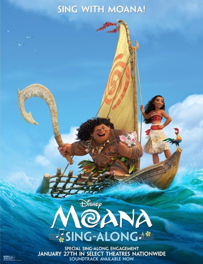 Moana - Sing-a-long