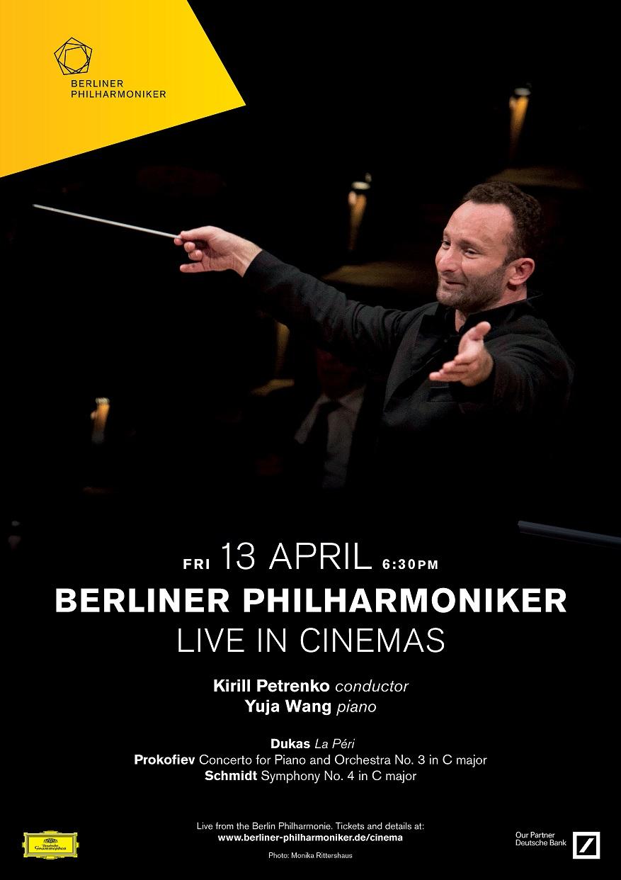Berliner Philharmoniker Live KIRILL PETRENKO AND YUJA WANG