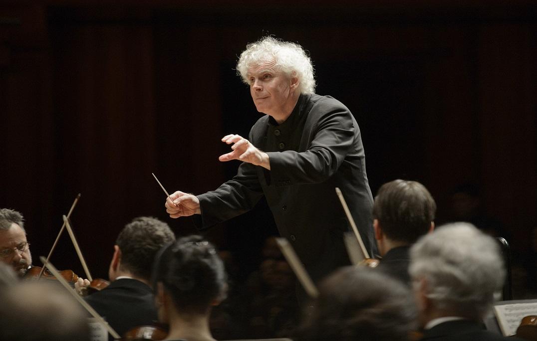 Berliner Philharmoniker Live - SIR SIMON RATTLE'S FAREWELL FROM