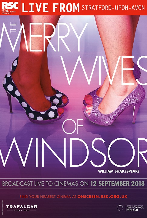 RSC Live - The Merry Wives of Windsor