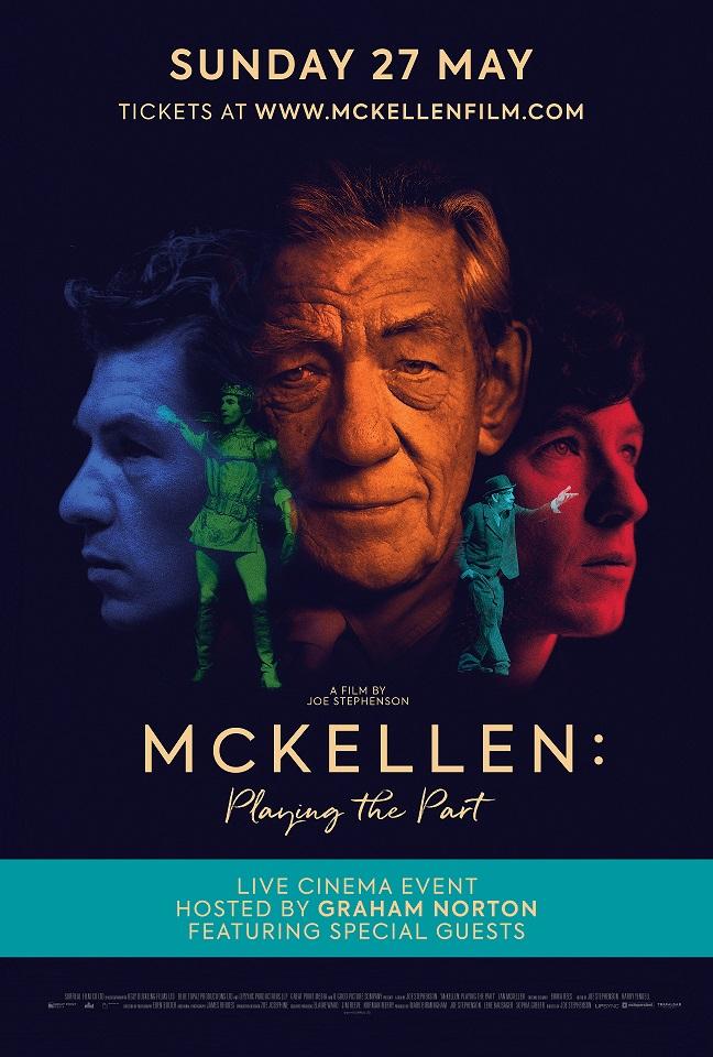 McKellen Playing the Part LIVE