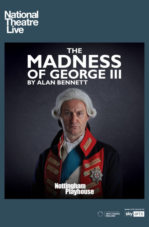 NT Live - The Madness of George III