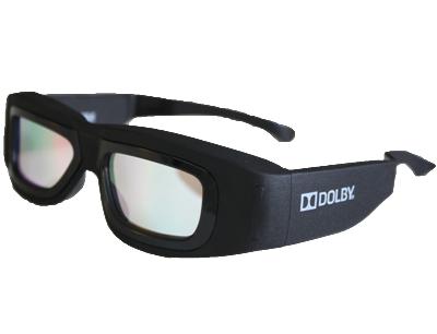 3D Glasses (Deposit)