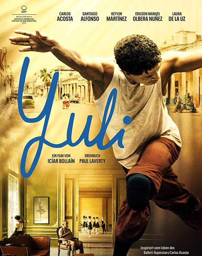 YULI - The Carlos Acosta Story: Live Film Event From The Royal O