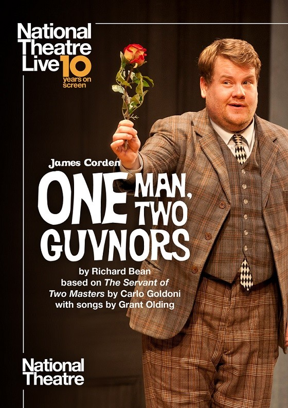 NT Live - One Man, Two Guvnors (Encore)
