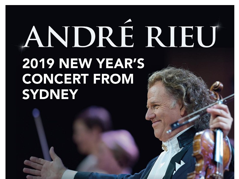 Andre Rieu - New Year Concert