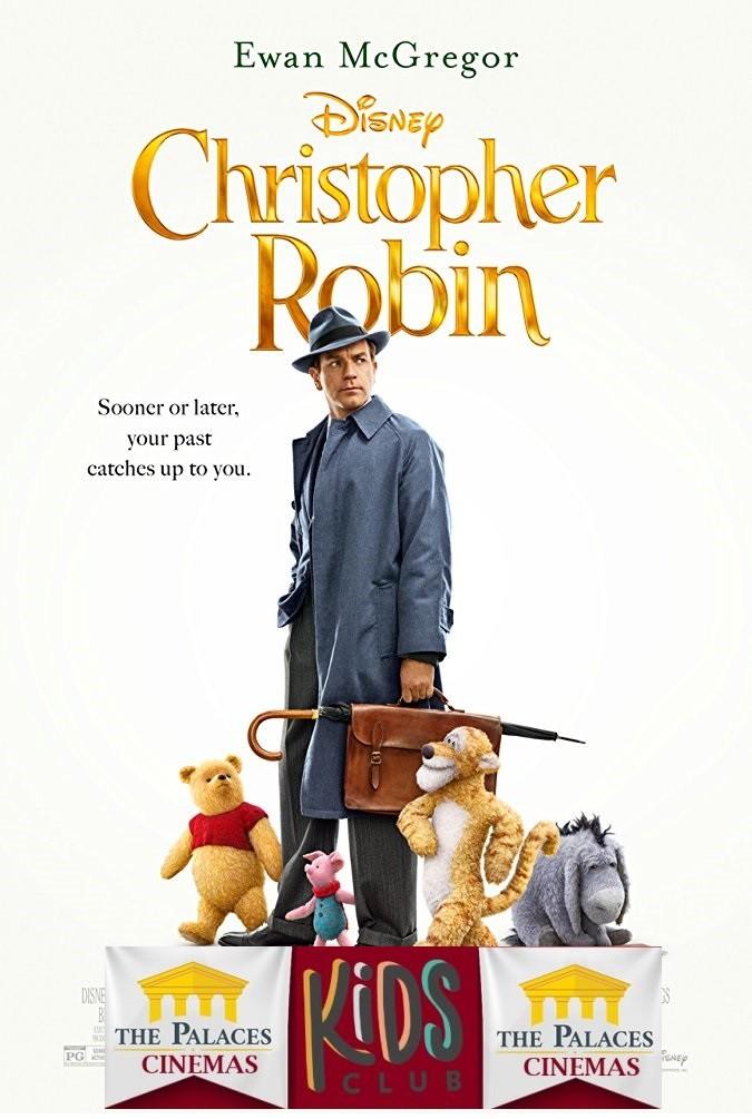 Kids Club - Christopher Robin