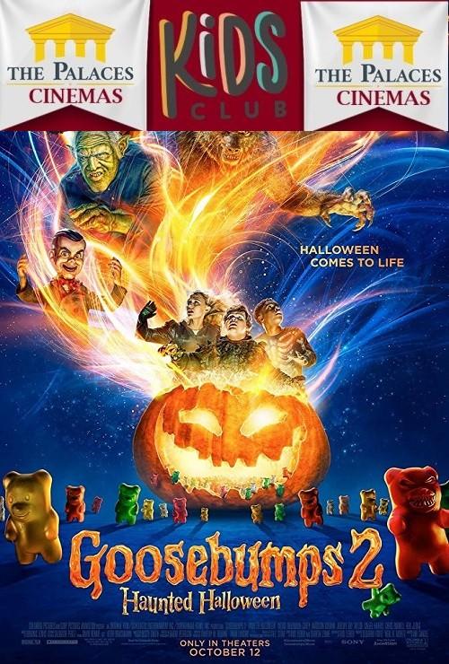 Kids Club - Goosebumps 2: Haunted Halloween
