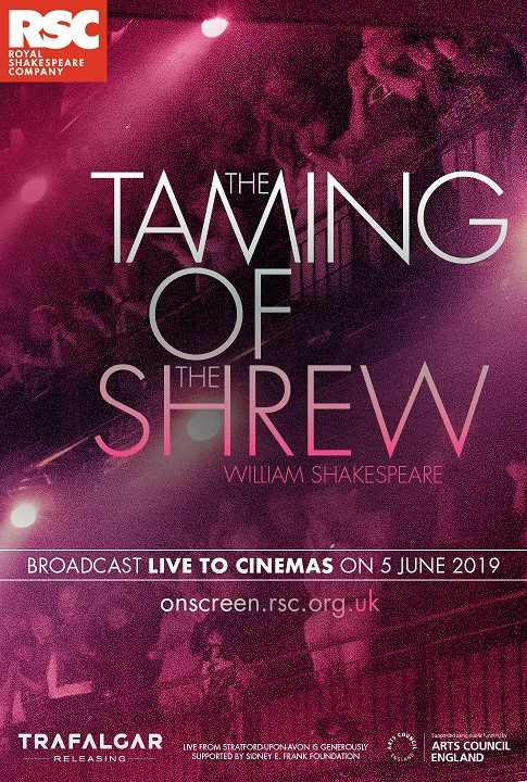 RSC Live 2019 - The Taming of the Shrew