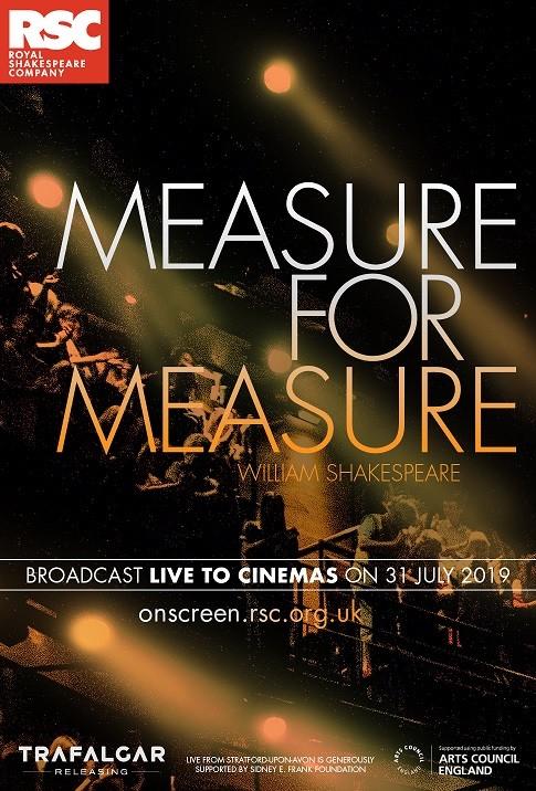 RSC Live 2019 - Measure to Measure