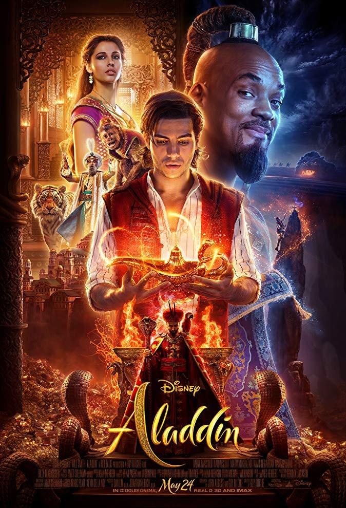 Kids Club: Aladdin